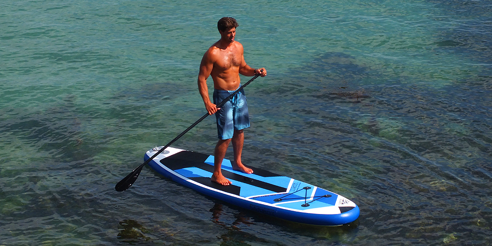 paddle gonflable